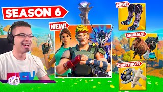Nick Eh 30 reacts to Season 6 GAMEPLAY CHANGES!