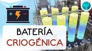 ¿Qué es la CRYObattery?| Almacenamiento criogénico de energía YouTube Videos