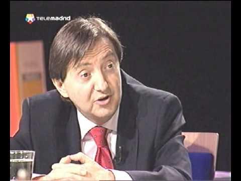 Federico Jimenez Losantos Entrevista.Telemadrid 6