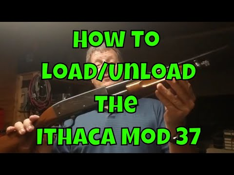 Safest and Easiest Way to Load/Unload Ithaca Model 37