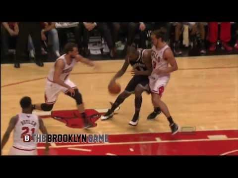 Andray Blatche's Huge Clutch Bucket   Game 6 Nets - Bulls