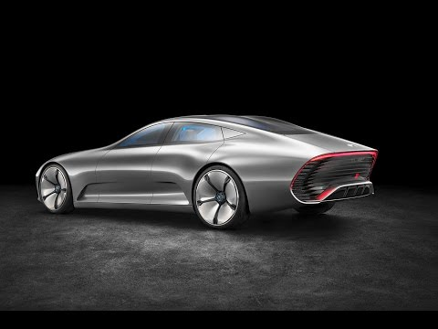 Manufacturer video - Mercedes-Benz IAA concept revealed