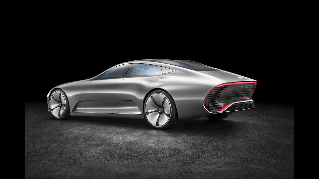 Manufacturer video mercedes benz iaa concept revealed for Mercedes benz maker