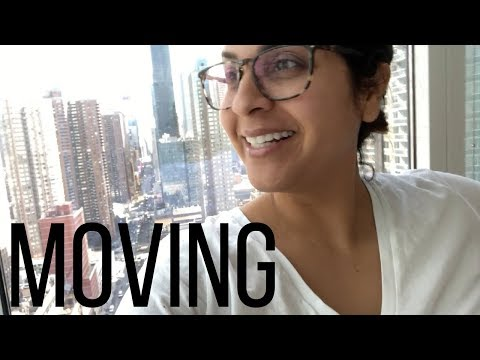 Moving in New York City  |  NYC Lifestyle  |  VLOG 9, 2018