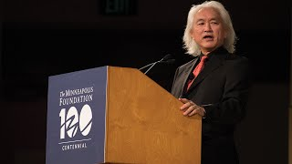 Physicist Michio Kaku shares his vision of the future—a world in wh...