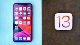 iOS 13 en 13 nouveautés !