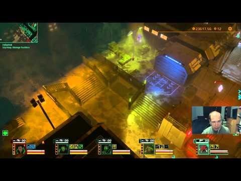 Cyberpunk Adventures in Satellite Reign! Episode 13 Uzy Corp Storage