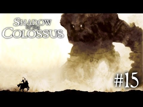 Let's Play Shadow Of The Colossus [Blind] - #15 | The Fallen Warrior