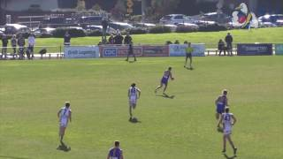 Round 9 Development Highlights vs Sandringham