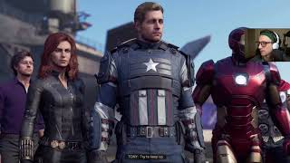 Marvel's Avengers Beta with Easy Allies special guests!