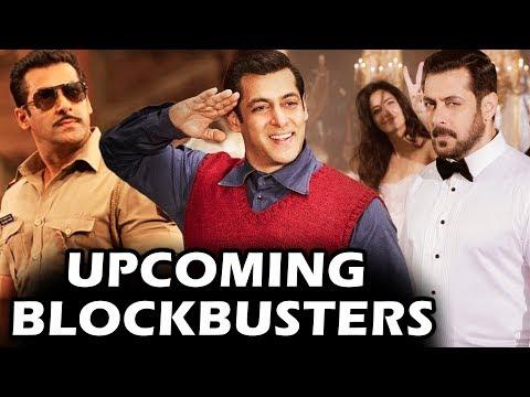 Salman Khan's List Of UPCOMING Blockbuster Films