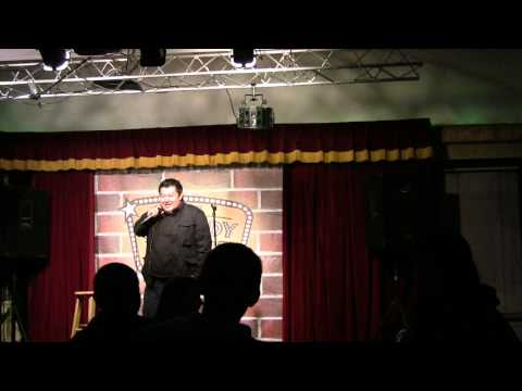 Jeff Lin First Stand Up