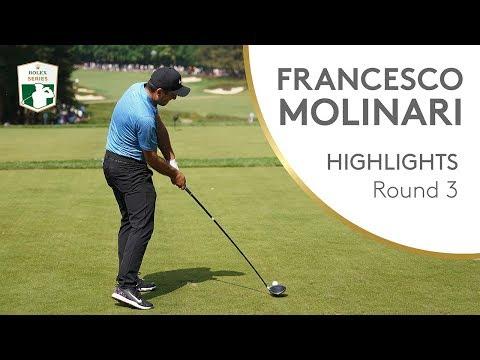 Francesco Molinari Highlights   Round 3   2018 BMW PGA Championship