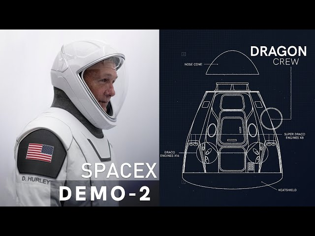 SpaceX Crew Demo-2 : Un vol pour l'histoire