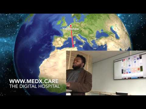 Implementation Congo - MEDx.Care as a Digital Hospital for emerging countries