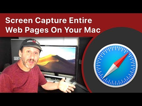 Screen Capture Entire Web Pages On Your Mac