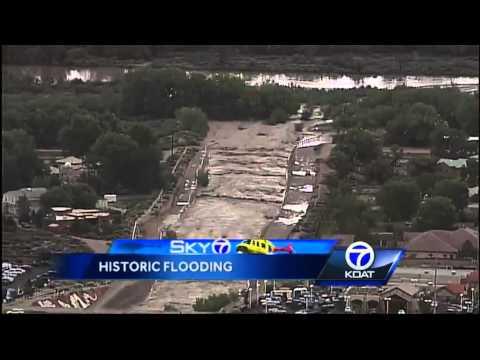 Sky 7 tours flood damage