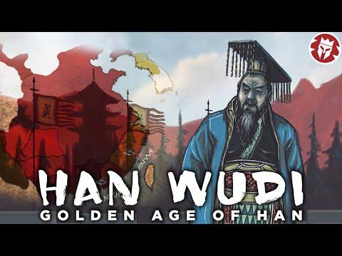 Emperor Han Wudi - Ancient China's Greatest Conqueror
