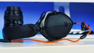 v moda crossfade 2 wireless headphones unboxing review 4k