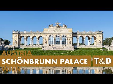 Schönbrunn Palace - Schloß Schönbrunn - Vienna Tourist Guide Travel & Discover