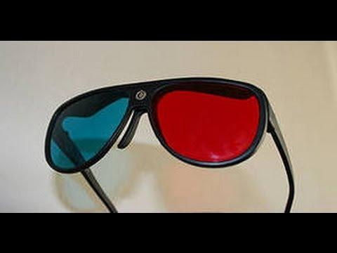 Играем в 3D игры на Обычном Мониторе + Анаглиф очки