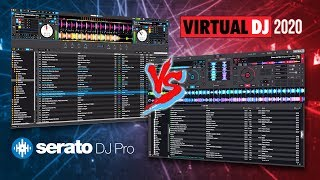 Virtual Dj 2020 Vs Serato Dj Pro - Which Would You Pick