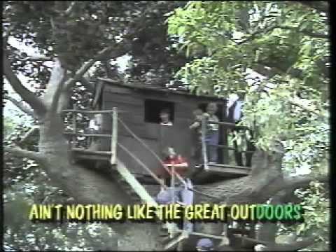 Disney Sing Along Songs - 1990 Disneyland Fun - The Great Outdoors