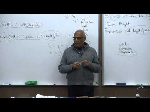 The Algebra Project - Bob Moses - January 23, 2014
