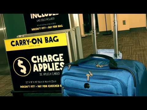 Spirit Airlines Bag Size