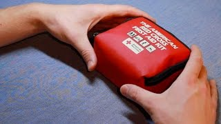 An Introduction to Backpacking   First Aid Kit