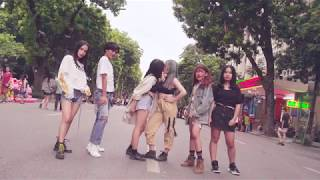 [KPOP IN PUBLIC CHALLENGE] (G)I-DLE(여자아이들) _ Uh-Oh   Dance Cover