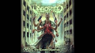 Aborted - Your Entitlement Means Nothing
