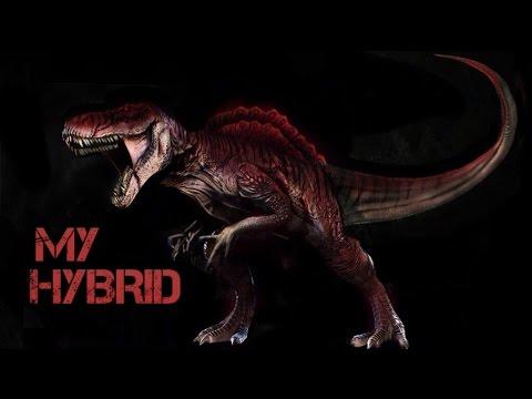 Jurassic World My Hybrid Dinosaur YouTube