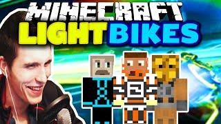 Jetzt hältst du mal schön die FRESSE! ✪ Light Bikes mit den Homeboys!
