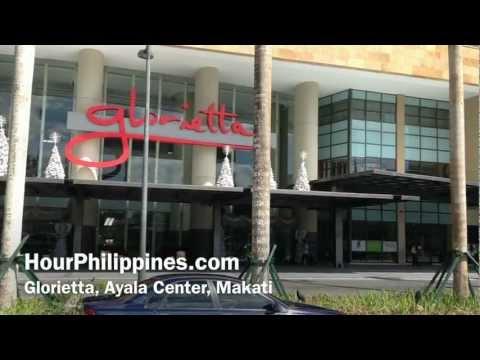 New Glorietta Ayala Center Makati by HourPhilippines.com