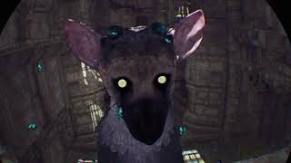Cerberos hraje: The last guardian VR demo