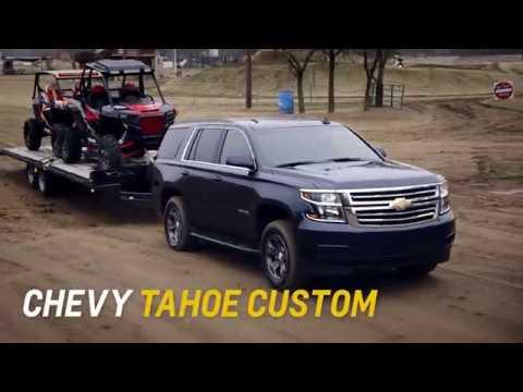 Custom Chevy Tahoe >> Chevy Tahoe Custom Uncompromised Capability Chevrolet Youtube