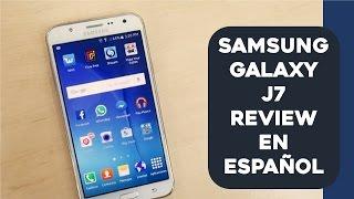 samsung galaxy j7    review en espaol