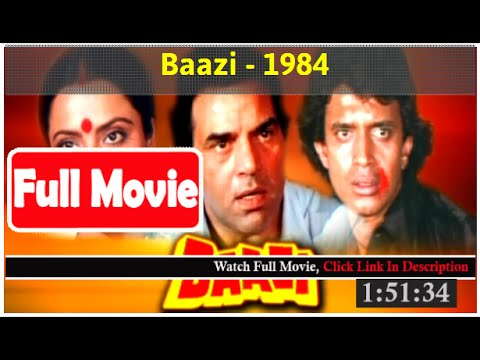 Baazi (1984) *FuII Mop135*#*