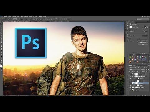 Como adelgazar una cara en photoshop cs6
