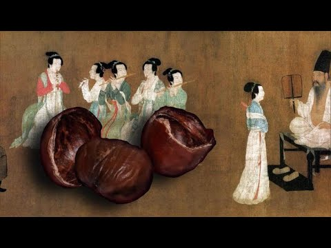 Postcard from China: Chestnuts