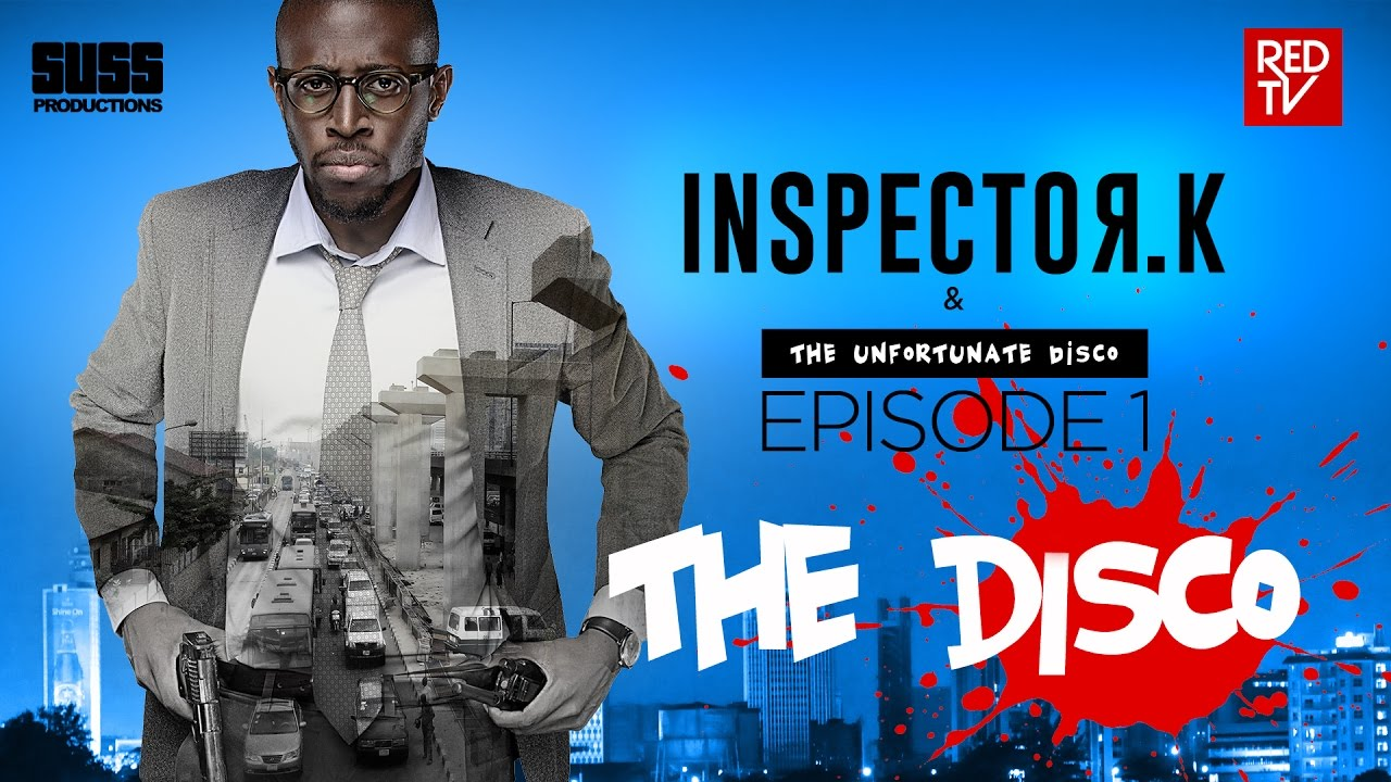 INSPECTOR K - Episode 1 - The Disco