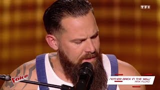 Pink Floyd – Another Brick In The Wall  Will Barber  The Voice 2017
