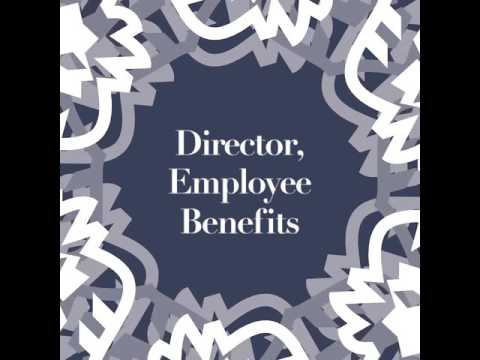 Director, Employee Benefits Search - Higher Education