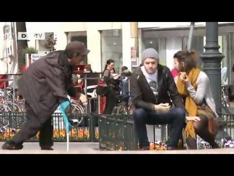 Austria: Begging is Banned | European Journal
