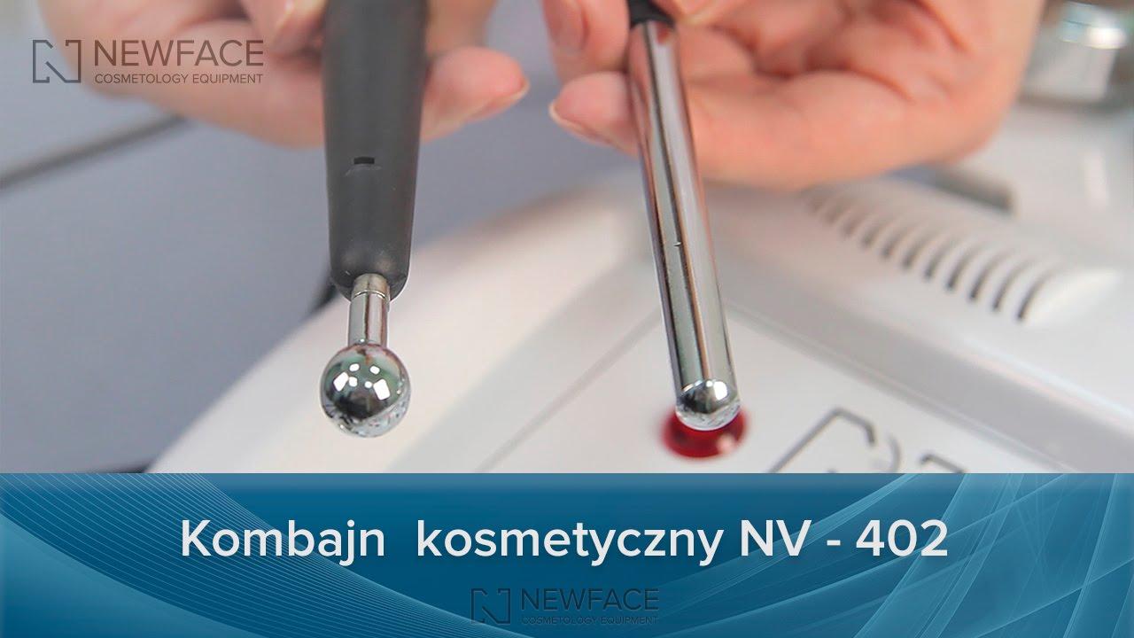 Kombajn kosmetyczny 3w1 NV-402