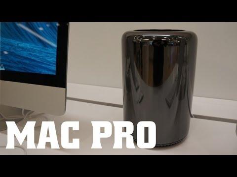 MacPro (2013) - Prise en main