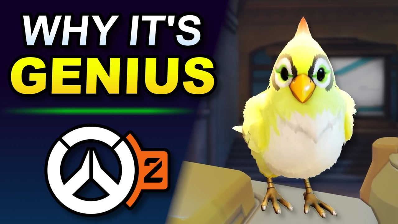 Download The Unseen GENIUS of Bastion's Overwatch 2 Rework!