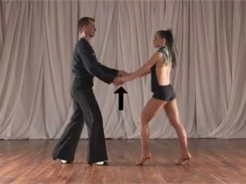 Learn how to Boogie or East Coast Swing - Basic Step.mov
