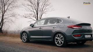 Test: Hyundai i30 fastback